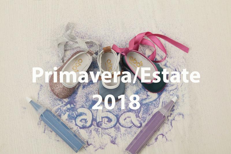 collezione primavera/estate 2018