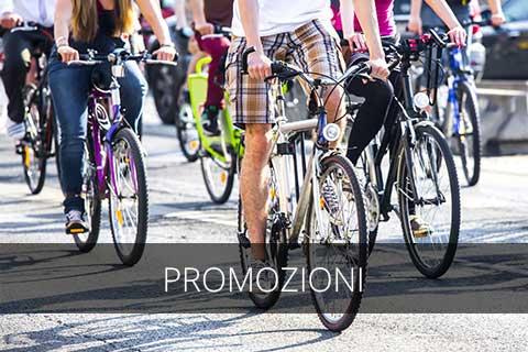 offerte biciclette e accessori milano