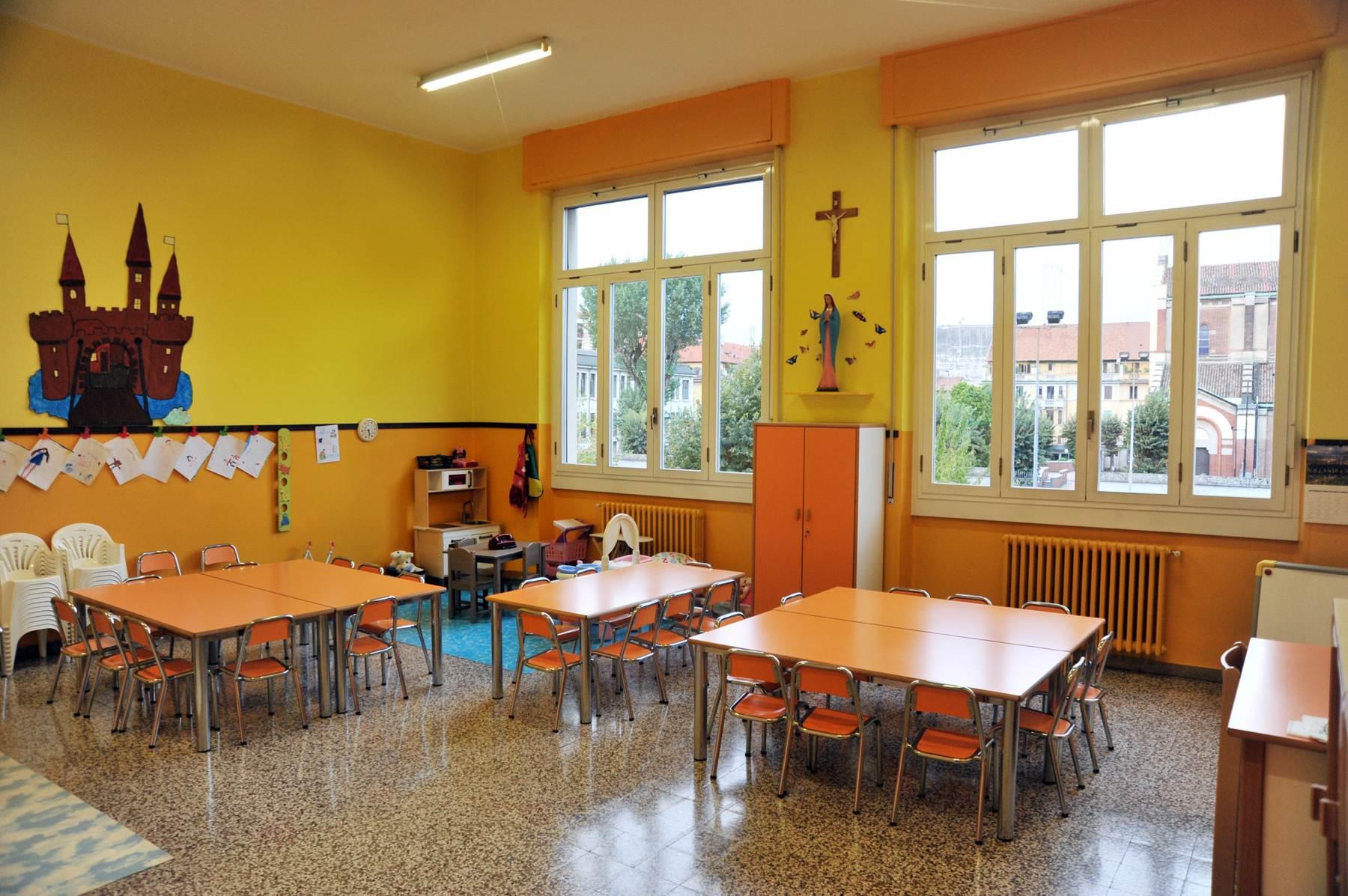 Scuola dell 39 infanzia for Addobbi aula scuola infanzia