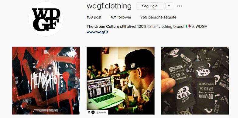 WDGF è su Instagram!