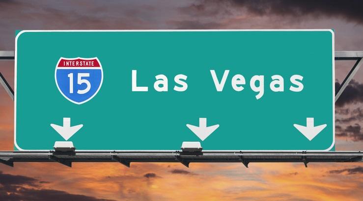 On the way to... Las Vegas!On the way to... Las Vegas!