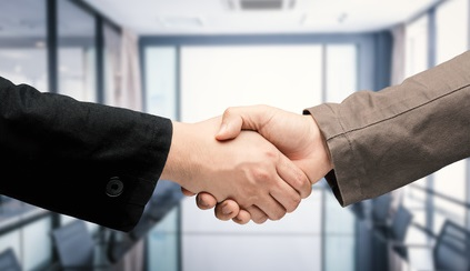 New partnership!New partnership!