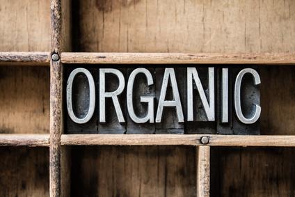 New Organic CertificateNew Organic Certificate
