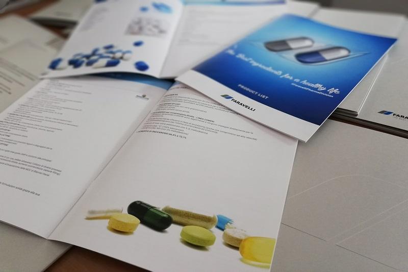 Online il product list dedicato al settore PharmaOnline il product list dedicato al settore Pharma