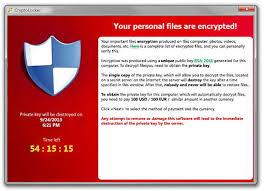 Cryptolocker cripta i tuoi file chiedendo un riscatto