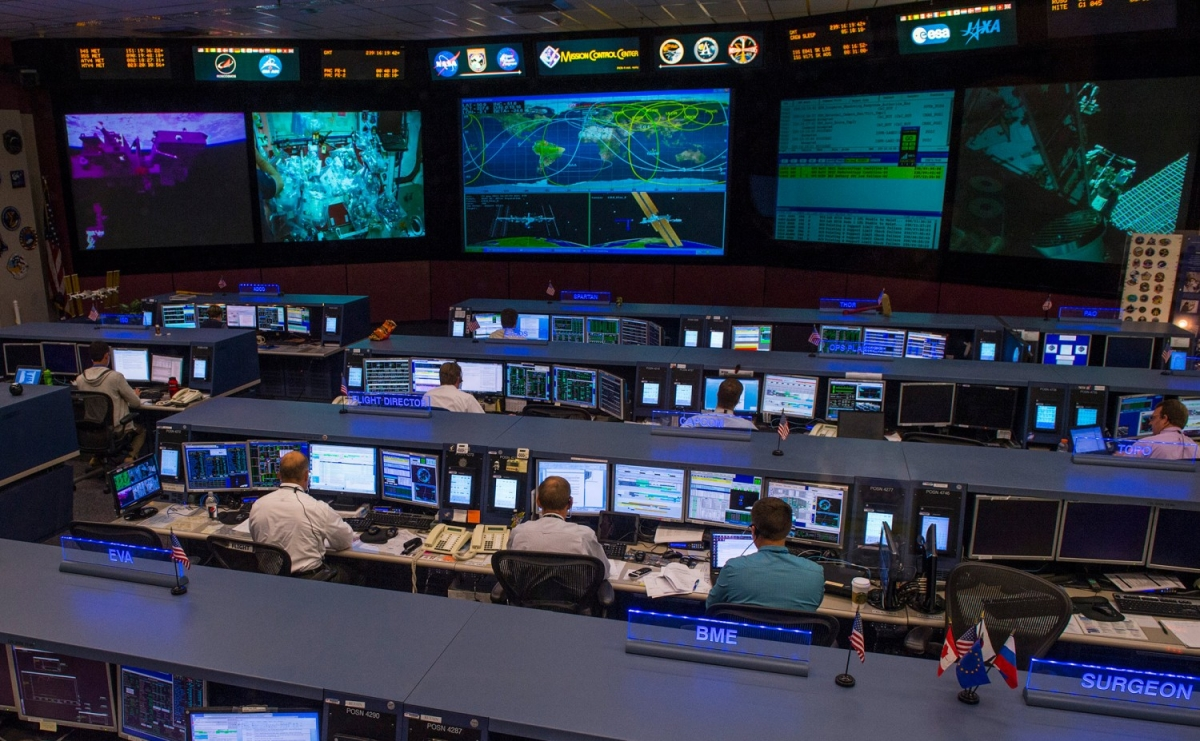 Centro di comando sito web