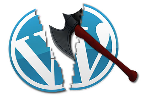 Problemi con Wordpress