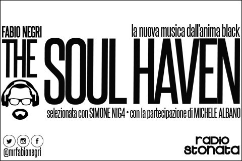 the soul haven programma radio musica black
