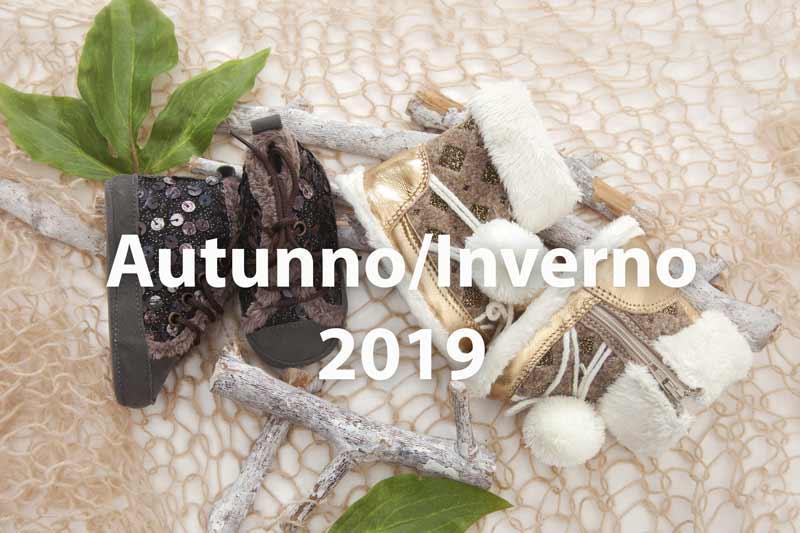 collezione autunno/inverno 2019