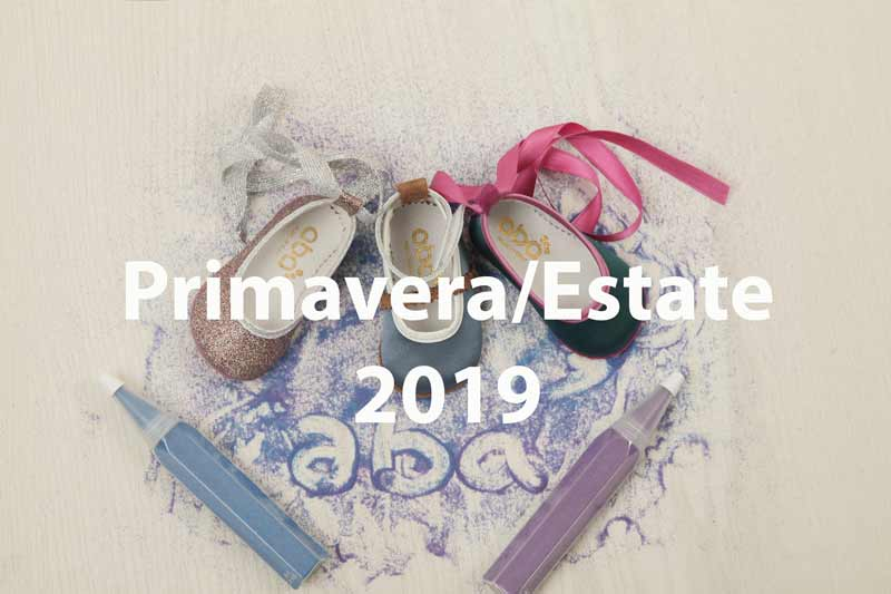 collezione primavera/estate 2019