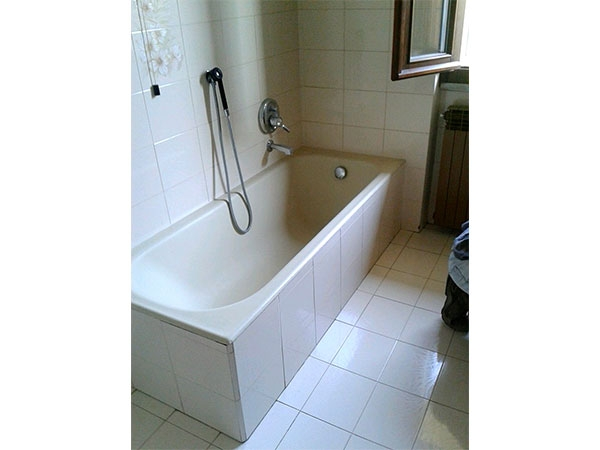 Cambio vasca in doccia