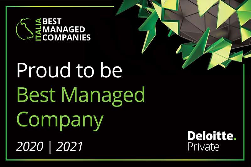 Faravelli awarded by DeloitteFaravelli awarded by Deloitte