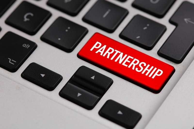 New partnership New partnership