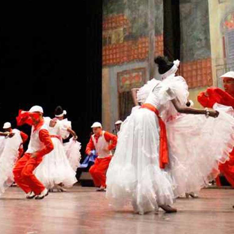 Danze etniche e di carattere Afro e Rumba