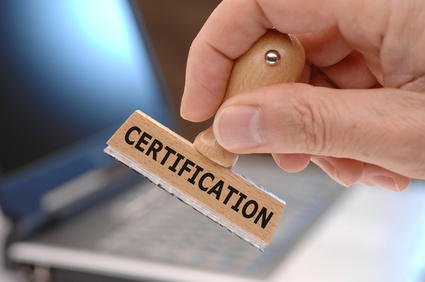 New IFS and BRC CertificatesNew IFS and BRC Certificates