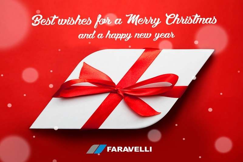 Happy Holidays from Faravelli TeamHappy Holidays from Faravelli Team