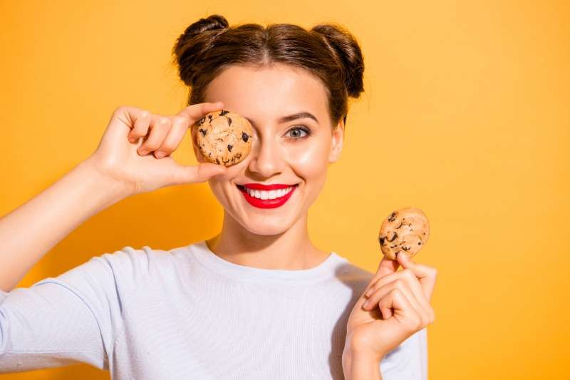 Biscotti croccanti e dietetici? GOFOS!Biscotti croccanti e dietetici? GOFOS!