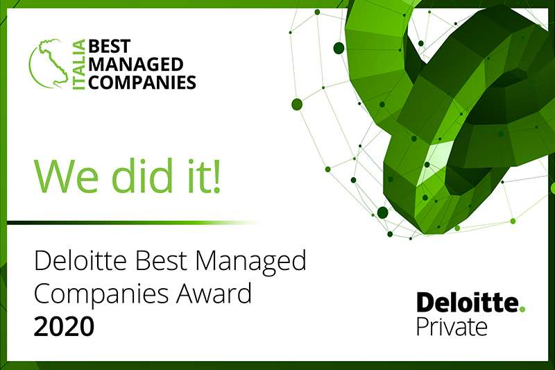 Best Managed Companies AwardBest Managed Companies Award